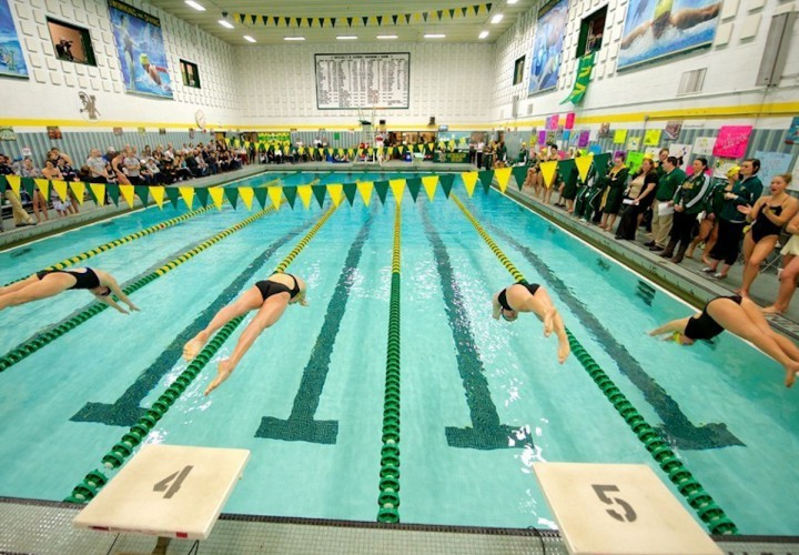 Umbc Looks Good Going Into Ae Finals Swimming Articles