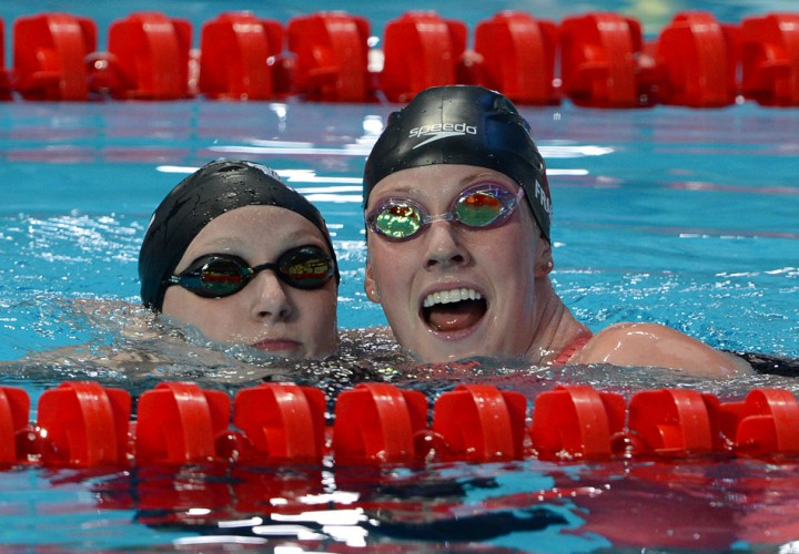 Katie Ledecky Wins 200 Free Missy Franklin Secures Olympic Berth