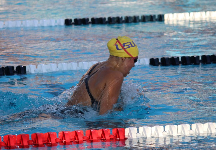 """stirrat single girls Lsu women, virginia tech men win at tri-meet photo  stirrat and cox """"the women came in today with control over the meet and refused to let up,"""" lsu coach."""