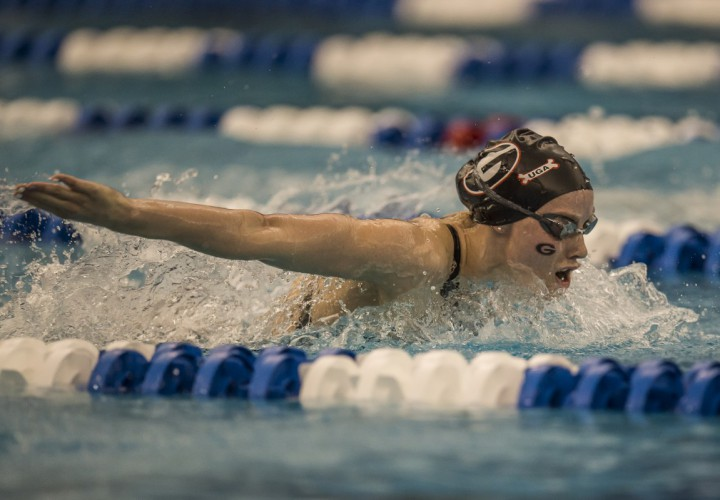 Swimming World Presents The Womens NCAA Preview Georgia On Our Mind