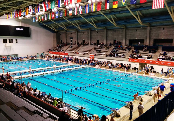 11 Reasons Seattle King County Aquatic Center Are Awesome