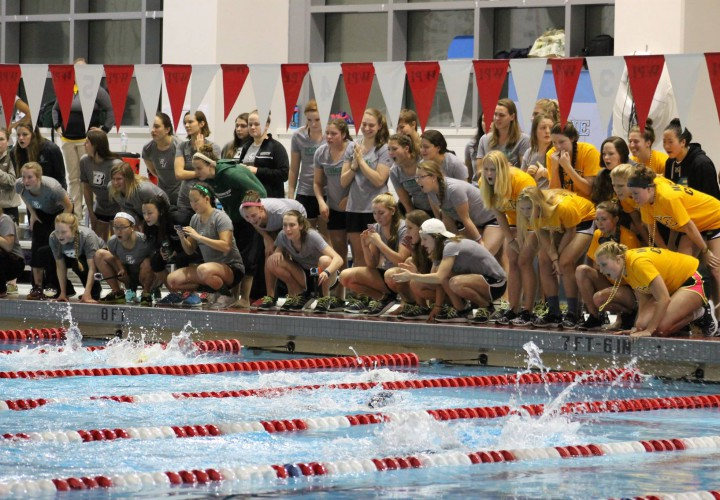 Oakland Looks Promising after Day 2 prelims of the Horizon League Chamipship