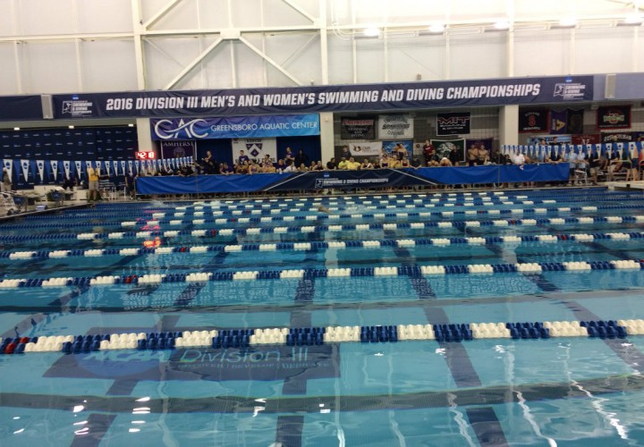 2016 NCAA Division III Championships Day 2 Finals Live Recap