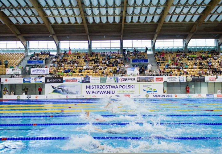 Tomasz Polewka Vaults to 4th in World in 50 Back With Polish Record