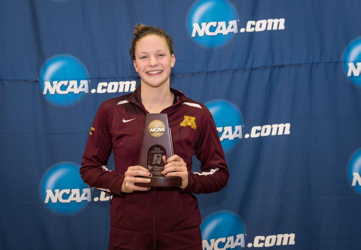Minnesota Gophers Announce 201617 Competition Schedule