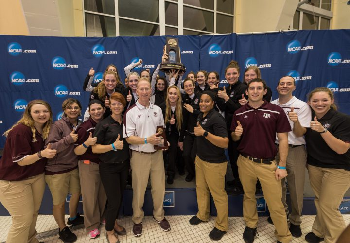 Swimming World Presents Dawg Daze Georgias Amazing Finish At The NCAA Championships