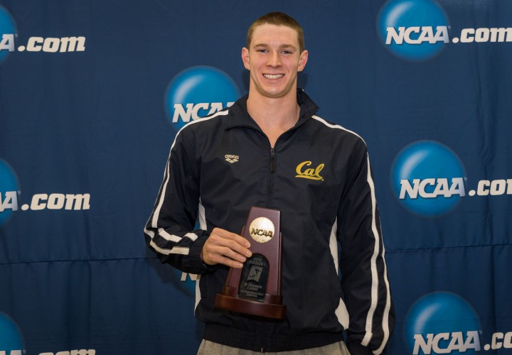 Ryan Murphy Named Swimmer of the Year In Pac12 Awards Announcement