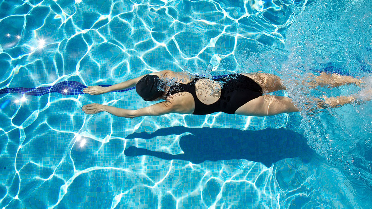 Swimming lessons in Ajman