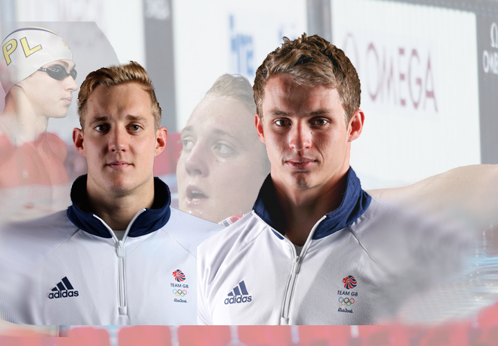 Benjamin Proud Andrew Willis Most Recent Swimmers To Join Team adidas