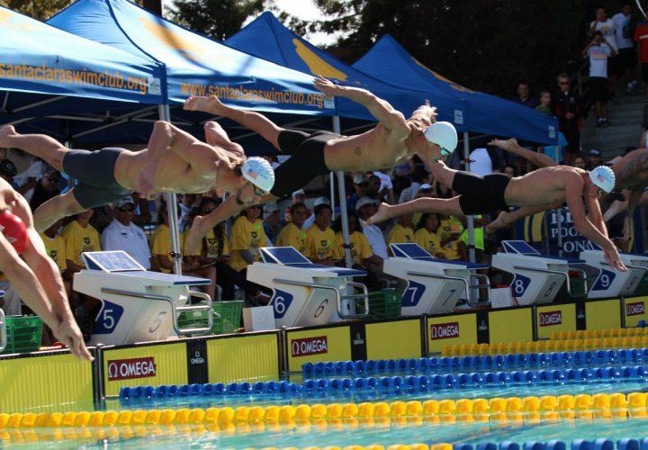 Nathan Adrian and Natalie Coughlin Headline Santa Clara Stop of Arena Pro Swim Series
