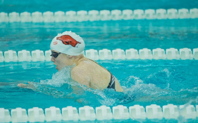 Arkansas Wins Every Event In Win Over Illinois