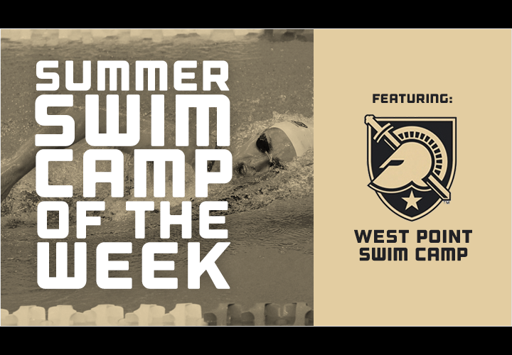 Featured Swim Camp of the Week Army West Point Swim Camp