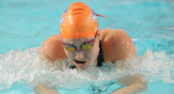 Boise State claims third relay victory on second day of Mountain West