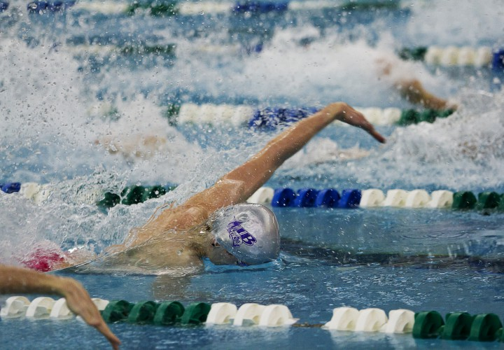 Metropolitan Conference Championships Day One Begins