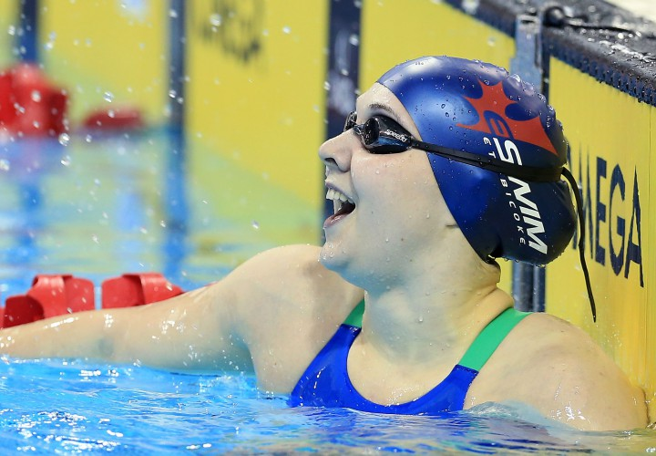 Obstacles Behind Her and Teammates in Tow Brittany MacLean Headed to Rio