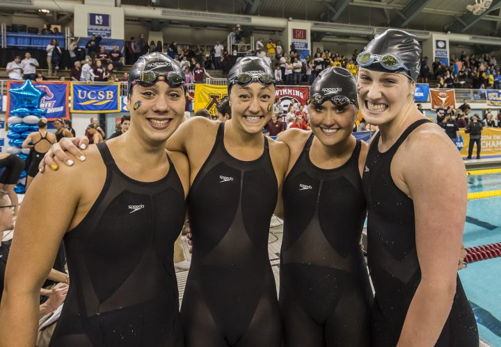 Cals Rachael Acker Crowned Pac12 Woman of the Year