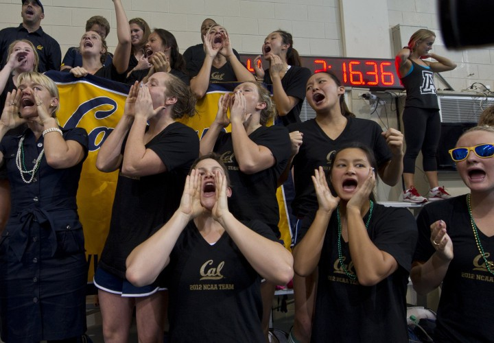 California Early Favorite to Win 2016 NCAA Division I Womens Championships