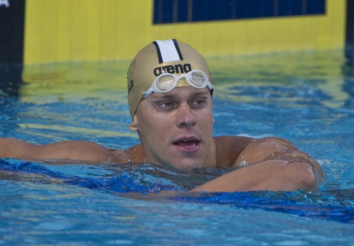 Cesar Cielo Misses Home Olympics Bruno Fratus Italo Duarte Claim 50 Free Spots