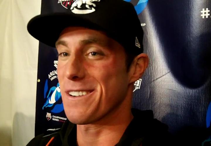 Video Interview Conor Dwyer Saw Katie Ledecky Break a Lot of Guys in Colorado