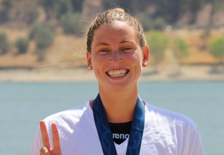 Haley Anderson Ryan Lochte Help Unveil Rio Closing Ceremony Uniforms