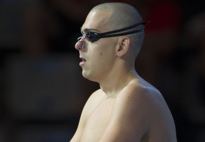 Laszlo Cseh Konrad Czerniak Top 100 Fly Semi Qualifying at Euros