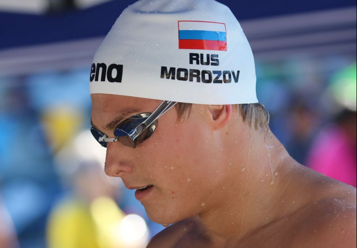 Vladimir Morozov Pleads Innocence in Facebook Post