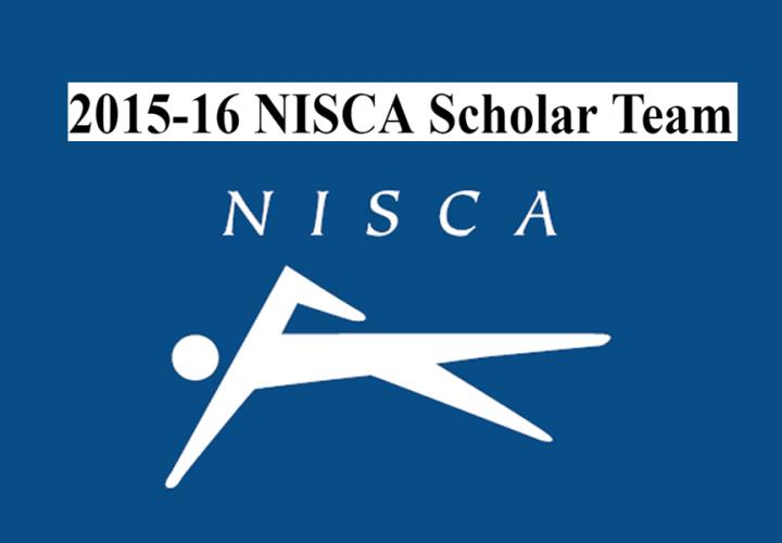 Sheboygan North TC Roberson High Schools Top NISCA Scholar Teams