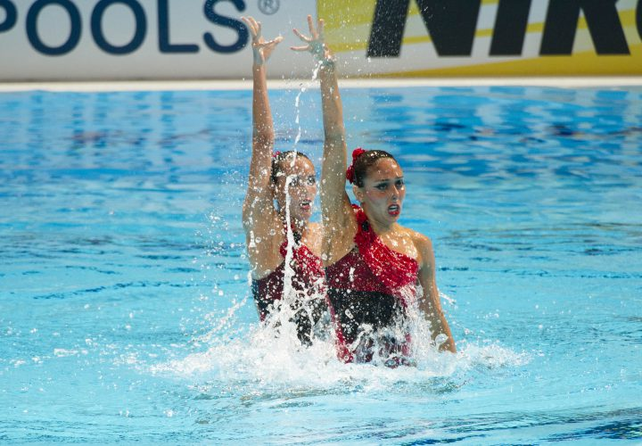 Five Olympic Duets To Compete at Synchro America Open