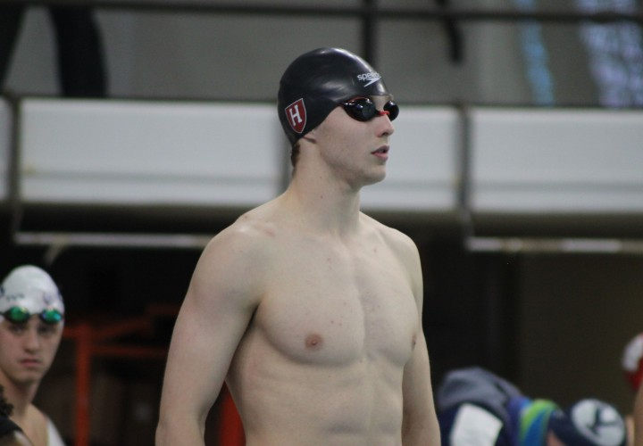 Paul OHara Helps Harvard To An Early Lead In Ivy Champs