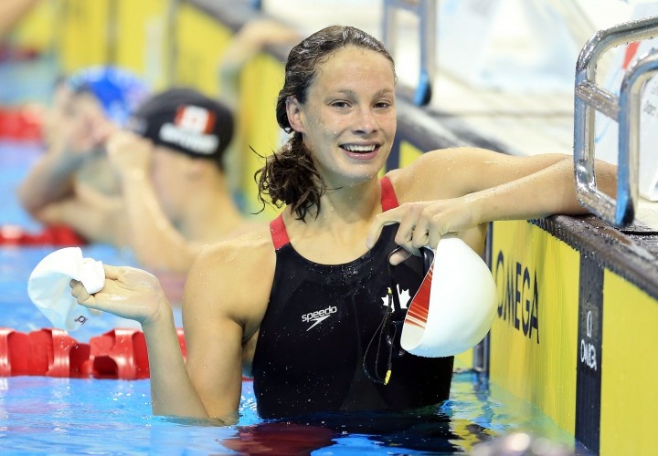 Canadian Women Breaking Out in Rio After First Olympic Medal in 20 Years