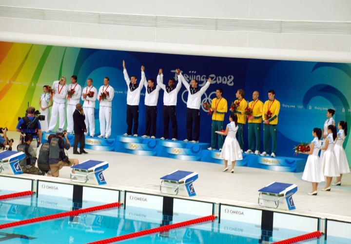 3 Reasons Why the World Falls for Swimming Every Olympic Year
