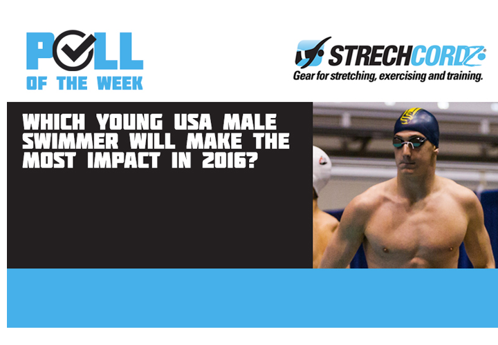 Poll Of The Week Which Young USA Male Swimmer Will Make The Most Impact in 2016