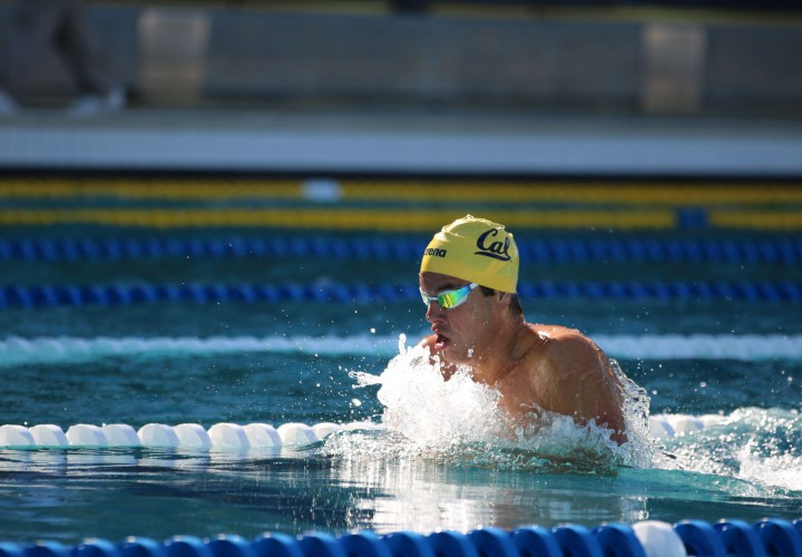 Josh Prenot Leads Strong California Effort in 200 IM With 14107