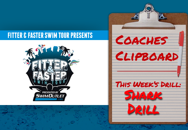 Fitter And Faster Drill Of The Week Shark Drill With Nick Thoman and Chloe Sutton