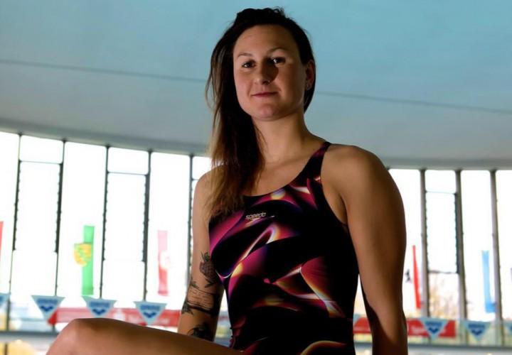 Swimternational with German Olympian Theresa Michalak