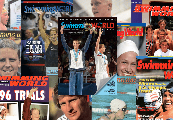 Download 6 Decades Of USA Olympic Swimming Trials Coverage From The Swimming World Vault