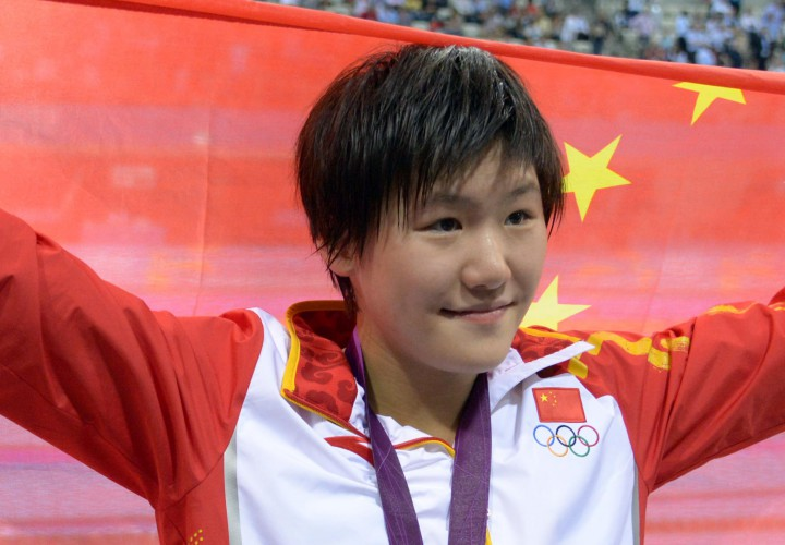 Sun Yang Ye Shiwen Highlight Chinese Roster for Rio