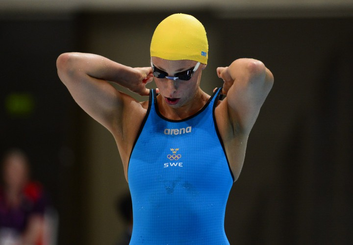 37 Thoughts Swimmers Have While Putting On A Racing Suit