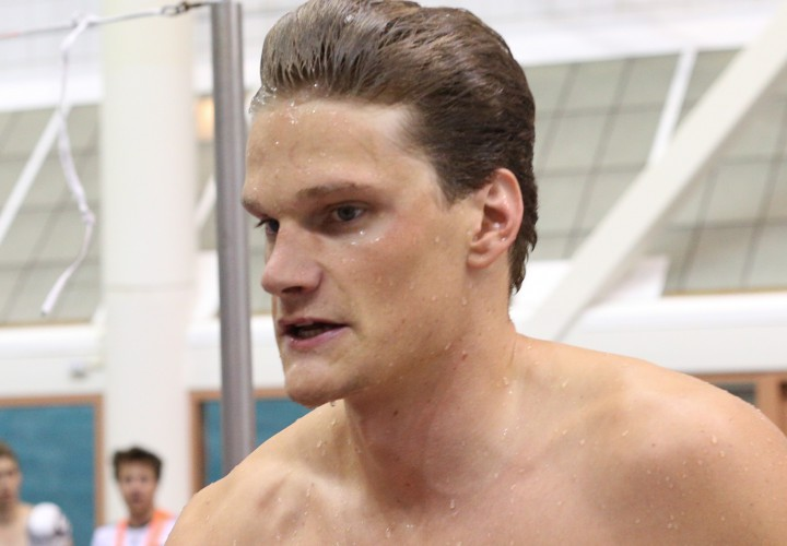 Race Video Watch Controversial Yannick Agnel 200 Free From France