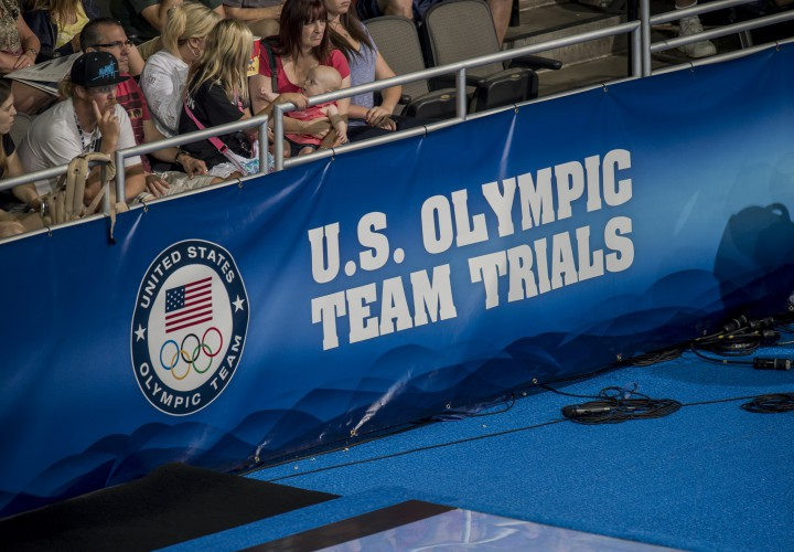USA Swimming Plans USA Swimming House as Trials SocialScene Centerpiece