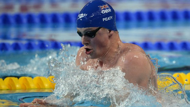 Peaty will win Olympic gold Foster