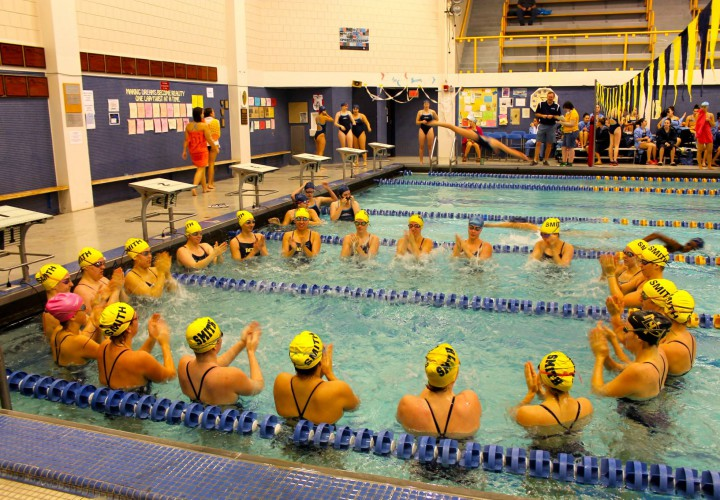 5 Reasons Why Swimming Gets Even Better Sophomore Year