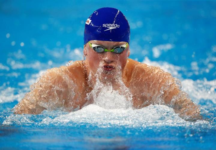 British Swimming and the British Breaststroke Contingent