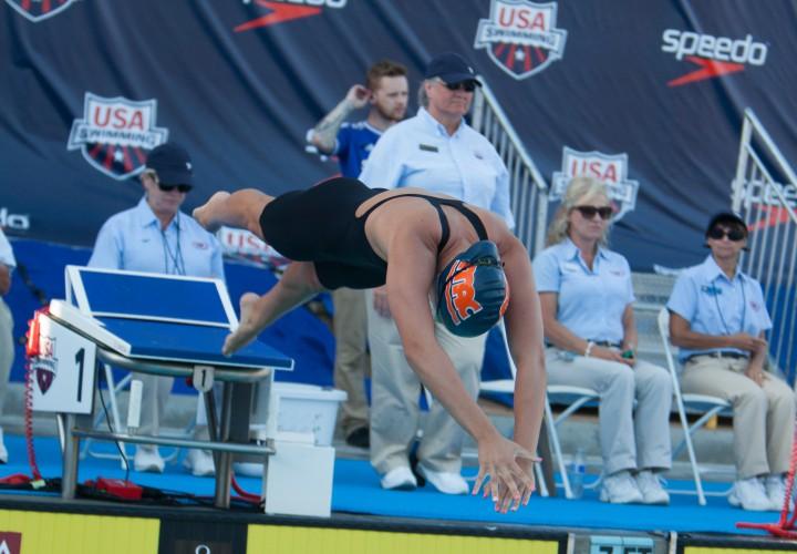 SwimMAC Carolina Wins East Jr National Championships