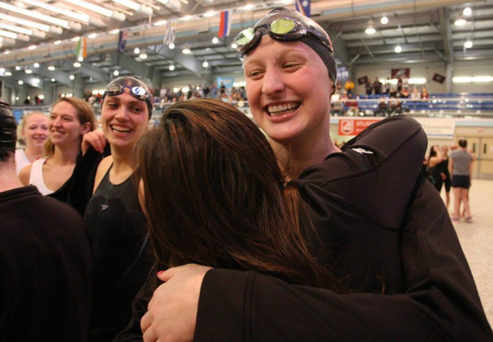 UMass Men Richmond Women On Top After Day 1 of Atlantic 10 Championships