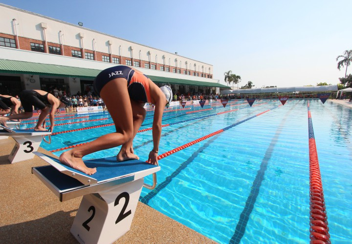 BISP Hosts 17 International Schools at FOBISIA Swimming Invitational