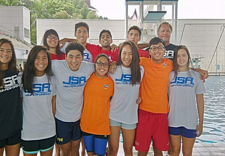 BISP Swim Team Win 29 Medals at Malaysian National Age Group Championships