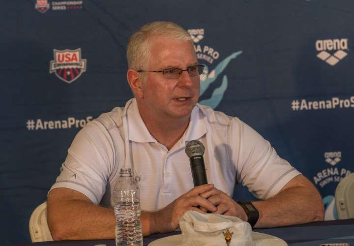 Video Interview Bob Bowman Likes How The US Relays Are Taking Shape