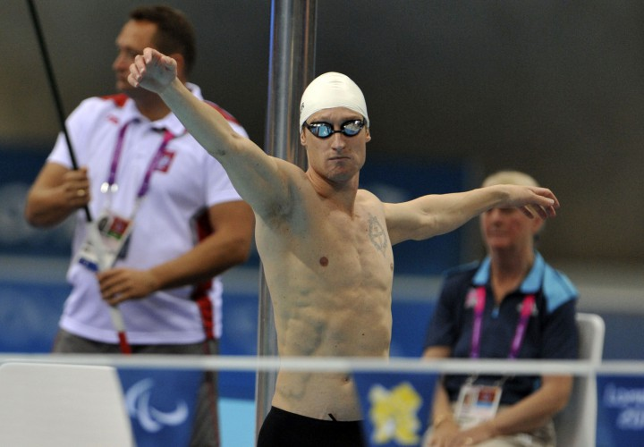IPC Swimming Adds 12 Swimmers as Once to Watch for 2016 Rio Paralympics