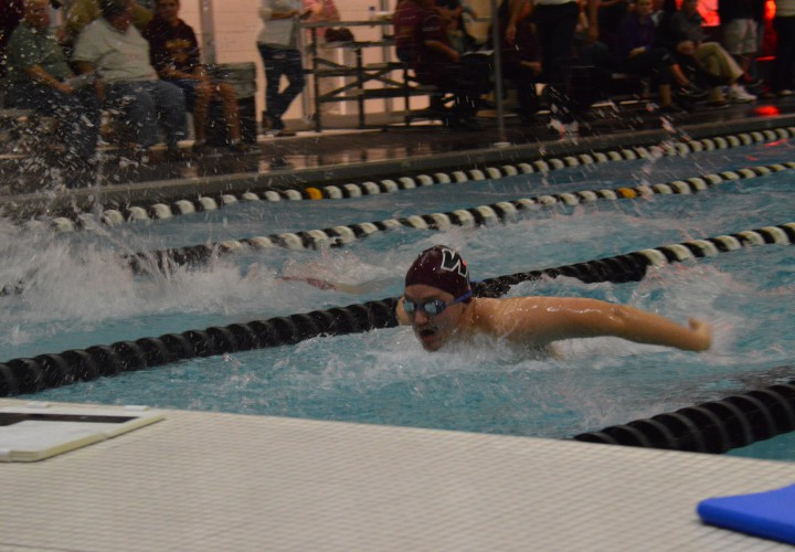 Tyler Cummings Wins Three In Ursinus Washington College Dual